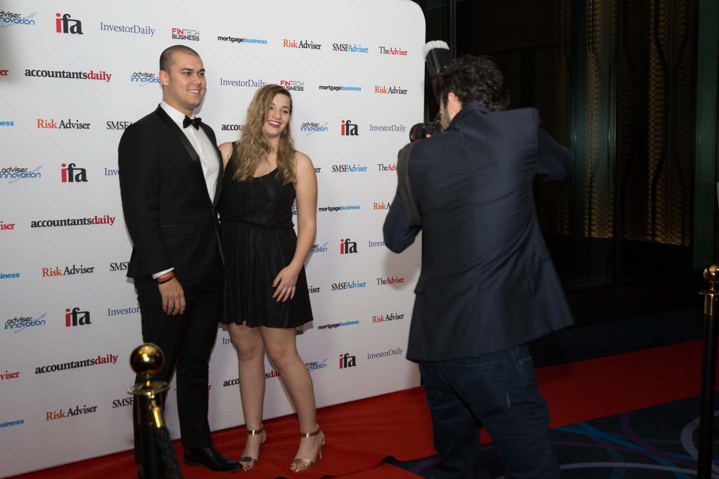 Young Leaders in Finance Awards photos